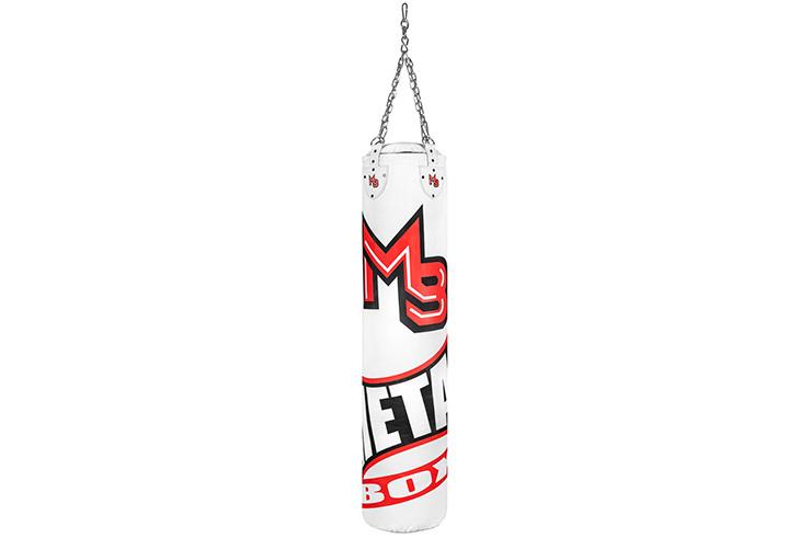 Punching Bag, White Light - MBFRA220W150, Metal Boxe