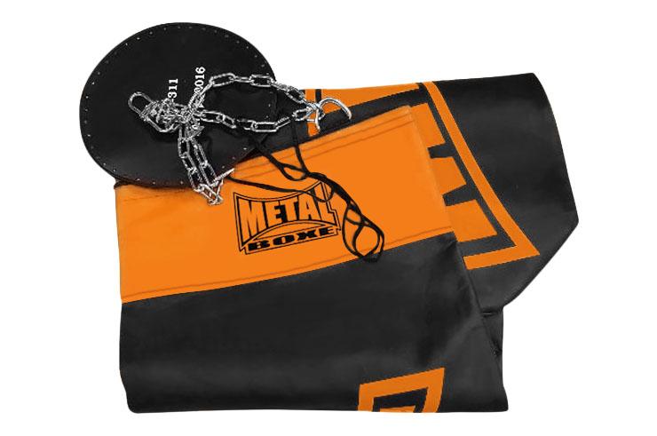 Punching bag, Indiana, Empty - MB30/31V, Metal Boxe