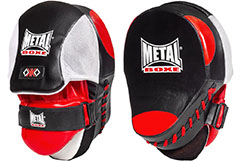 Focus mitts, OKO - GRFRA100NM, Metal Boxe