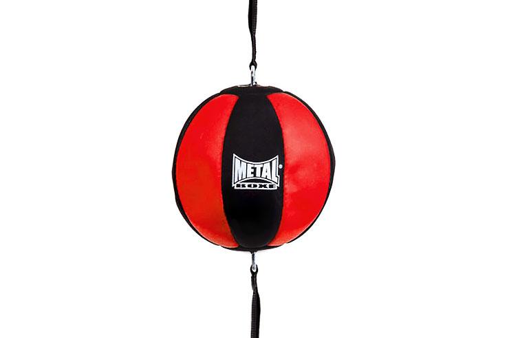 Pequeño balón doble elástico - MB170S, Metal Boxe