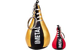 Porte clés mini poire de boxe - MBGAD010GU, Metal Boxe