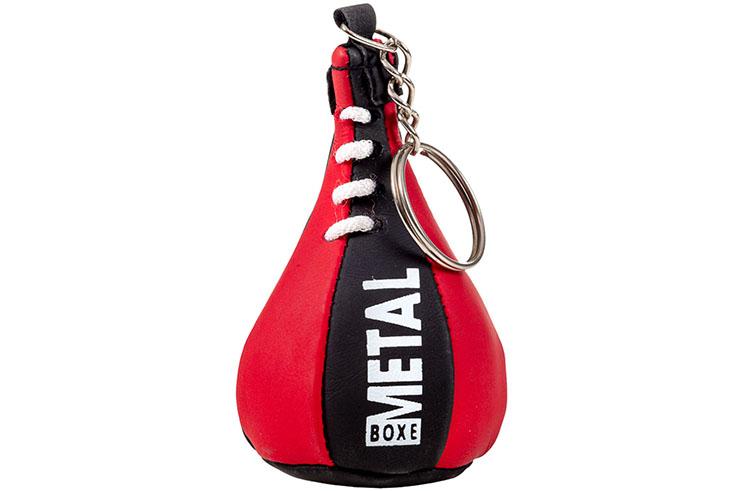 Porte-clés, Poire de Vitesse - MBGAD010GU, Métal Boxe