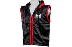 Hooded jacket for boxer - MBTEX330N, Metal Boxe
