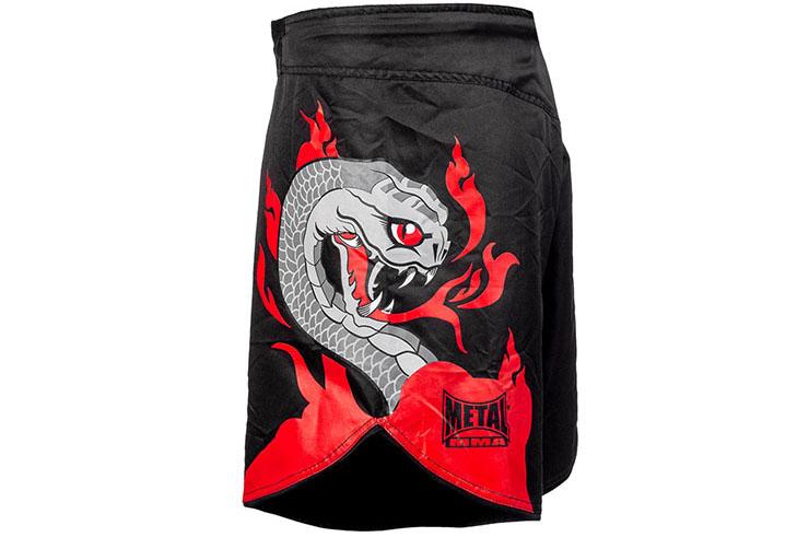MMA Short Serpent - MBTEX501N, Metal Boxe