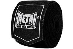 Bandes de boxe élastiques - MB130N, Metal Boxe