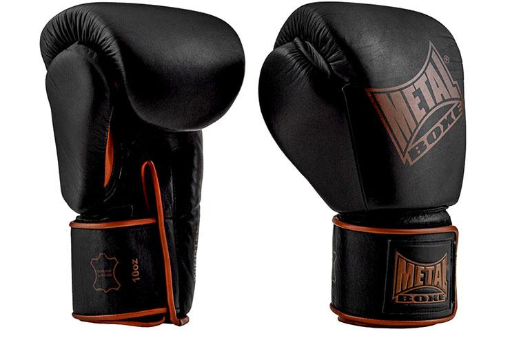 Gants de boxe, Apollon - MBGAN300, Metal Boxe
