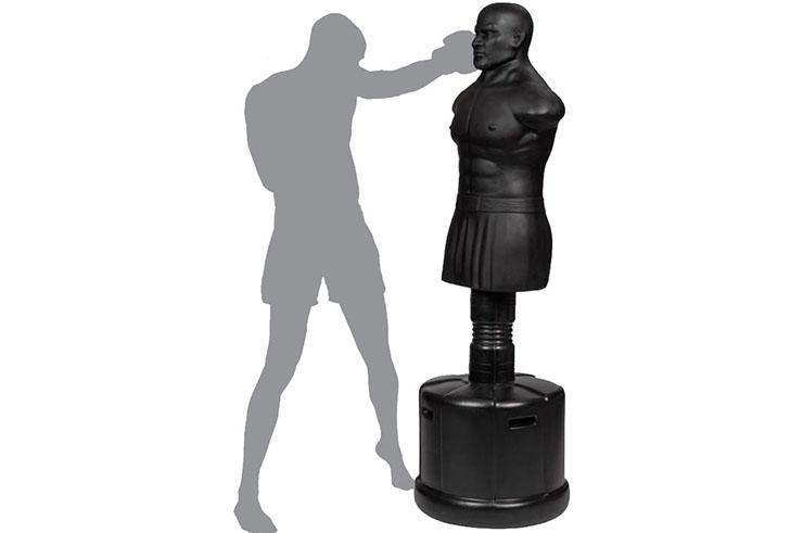 Maniquí de golpeo, Human Boxing - MBFRA008N187, Metal Boxe