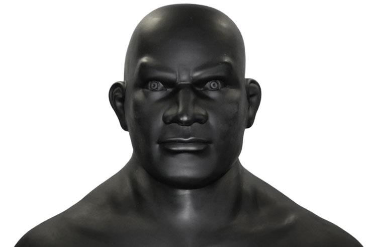 Mannequin de frappe, Human Boxing - MBFRA008N187, Metal Boxe