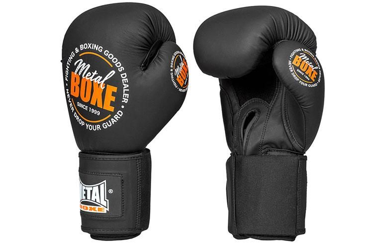 Boxing gloves, Never Drop - MBGAN252N, Metal Boxe