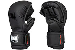 MMA Gloves, With thumbs - MBGAN577N, Metal Boxe