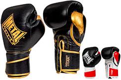 Gants de boxe, Titans - MBGAN400, Metal Boxe