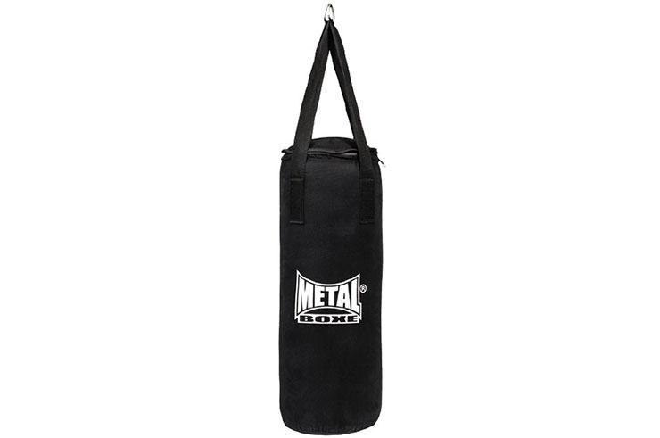 Canvas Boxing Bag, Cotton Club - MBFRA007N085, Metal Boxing
