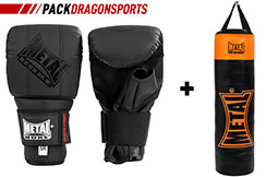 Initiation Pack, Bag & Gloves, Metal Boxe