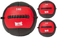 Medicine Ball, Wall Ball - MBFIT500N, Metal Boxe