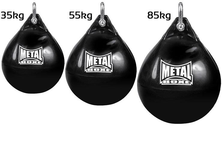 Water Boxing Bag, Metal Water - MBFRA455N, Metal Boxe