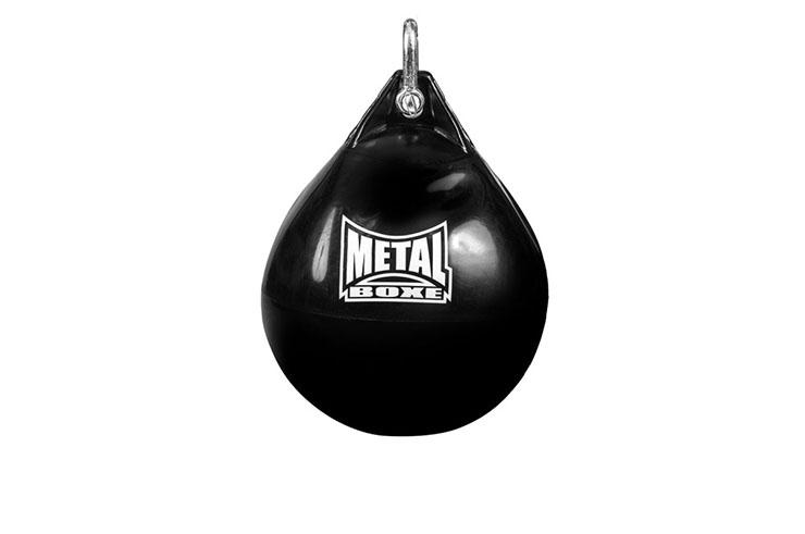 Saco de boxeo de agua, Metal Water - MBFRA455N, Metal Boxe