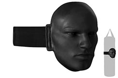 Punching Mask pour sac de frappe - MBFRA100N, Metal Boxe