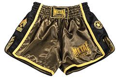Kick & Thaï Shorts, Military - TC70M, Metal Boxe