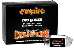 Rouleaux de Gaze, Lot 12 - Pro, Empire Pro Tape