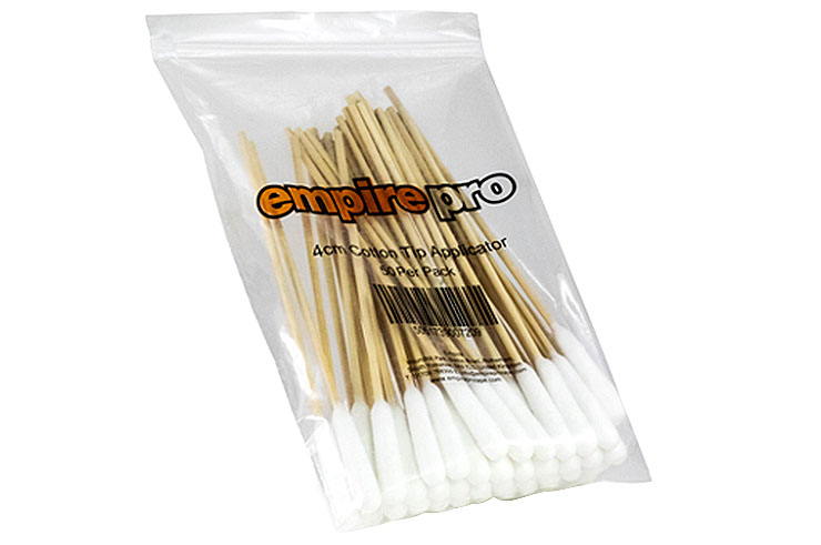 Brotes de algodón de 15 cm, set de 50 - Empire Pro Tape