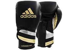 Guantes de Boxeo, Cuero - ADISBG501Pro, Adidas