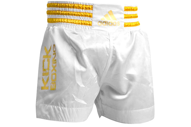 [Serie limitada] Pantalones Cortos de Muay Thai Talla S - ADIBSK02, Adidas