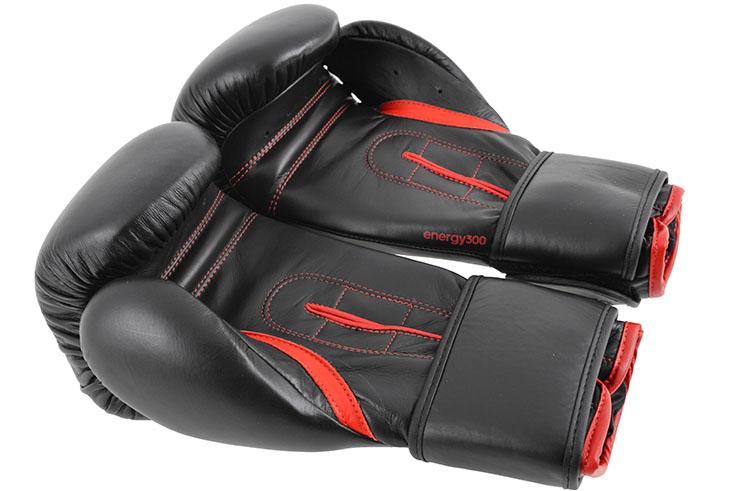 Boxing gloves, Leather, Pro - ADIEBG300, Adidas