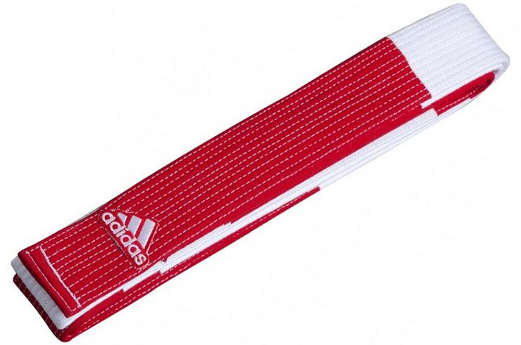 Cinturon Artes Martiales 6°/8° Dan - ADIB400, Adidas