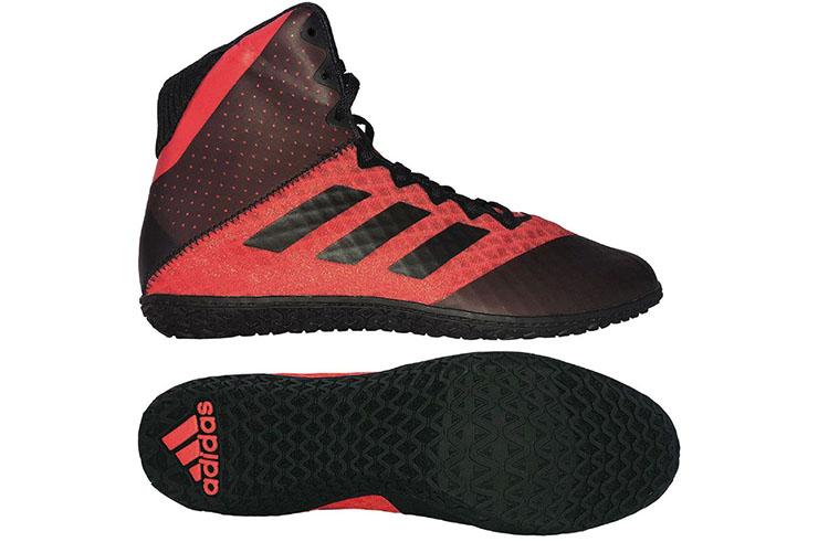 Zapatos de lucha, Mat Wizard 4 - AC6971, Adidas