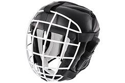 Grid fighting helmet, Black - Yoseikan Budo, Noris