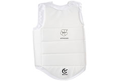 Karate Chest Guard - WKF, Wacoku