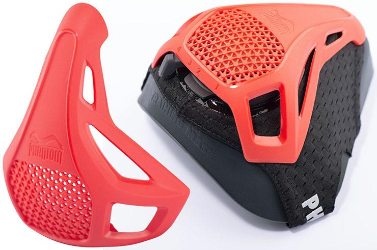 Cover shell for training mask, Phantom Athletics