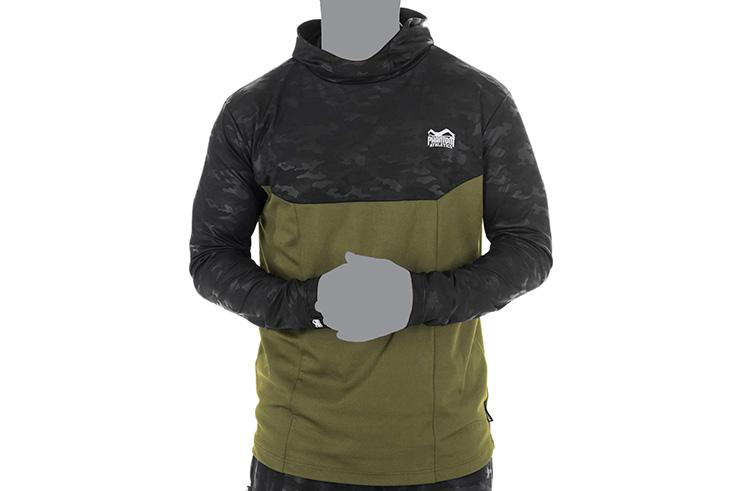 Hooded sweatshirt - Shadow, Phantom Athletics