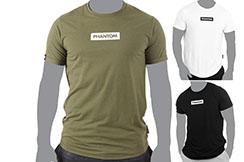 Camiseta mangas cortas - Zero, Phantom Athletics