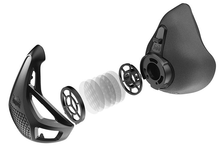 GKD filter for training mask, Phantom Athletics