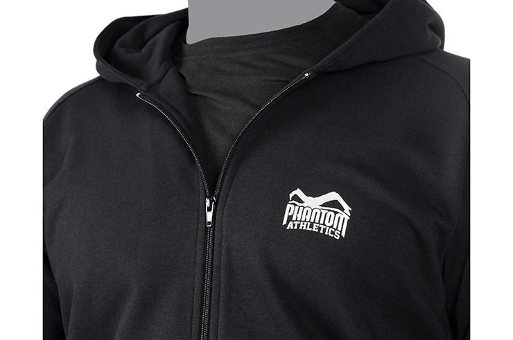 Sweat à capuche à Zip - Hoodie Team, Phantom Athletics