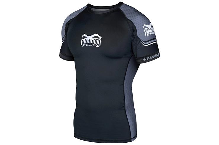 T-shirt de Compression, manches courtes - Strom Nitro, Phantom Athletics