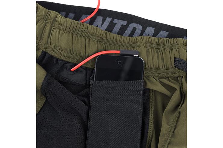 Pantalones cortos de entrenamiento - Tactic, Phantom Athletics