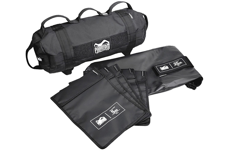 Bolsa con peso - Peso ajustable, Phantom Athletics