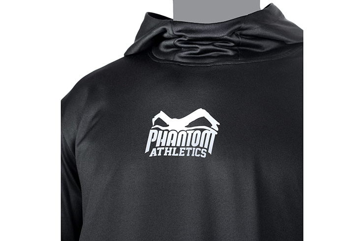 Hooded sweatshirt - Stealth, Phantom Athletics