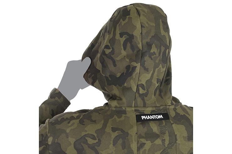Sudadera con capucha - Radar, Phantom
