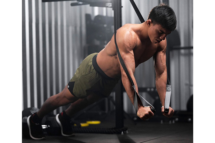 Suspension Straps - Sling Trainer, Phantom Athletics