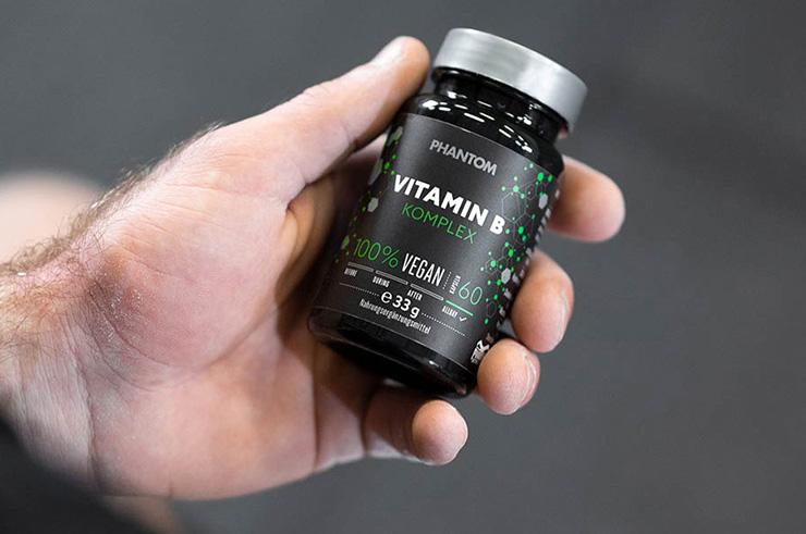 Nutrition Supplement - Vitamin B