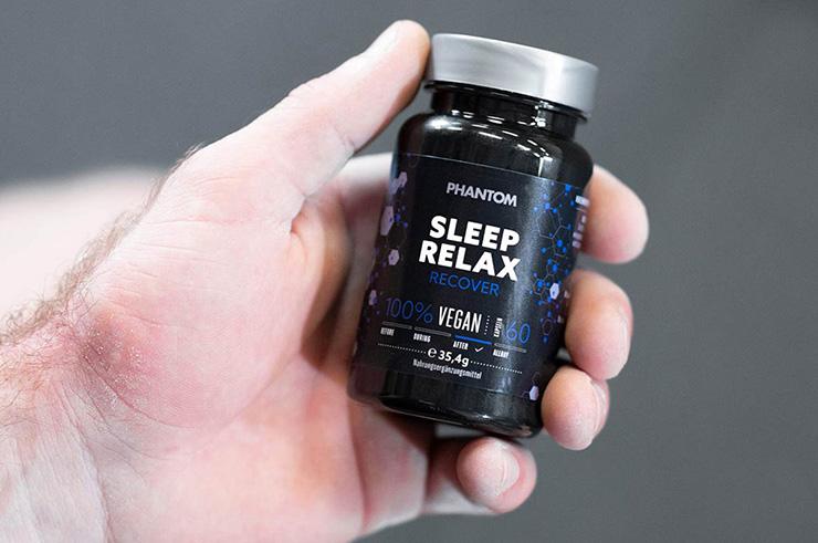Food Supplement - Sleep Relax