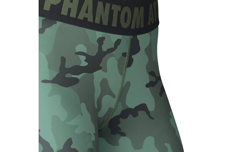 Legging de Sport, Femme - Camo, Phantom Athletics