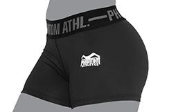 Pantalon corto de compresión, Mujer - Eclipse, Phantom Athletics