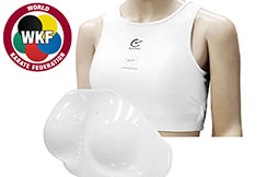 Chest protector, Woman - WKF, Wacoku