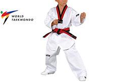 Dobok para niños, Victory Poomsae - WTF, Kwon