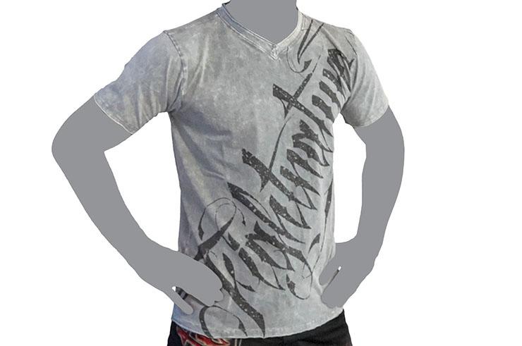 Sport T-shirt V-neck - Fightnature, Kwon