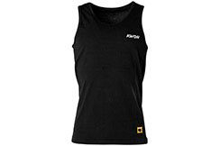 Camiseta sin mangas, Negro - Kwon